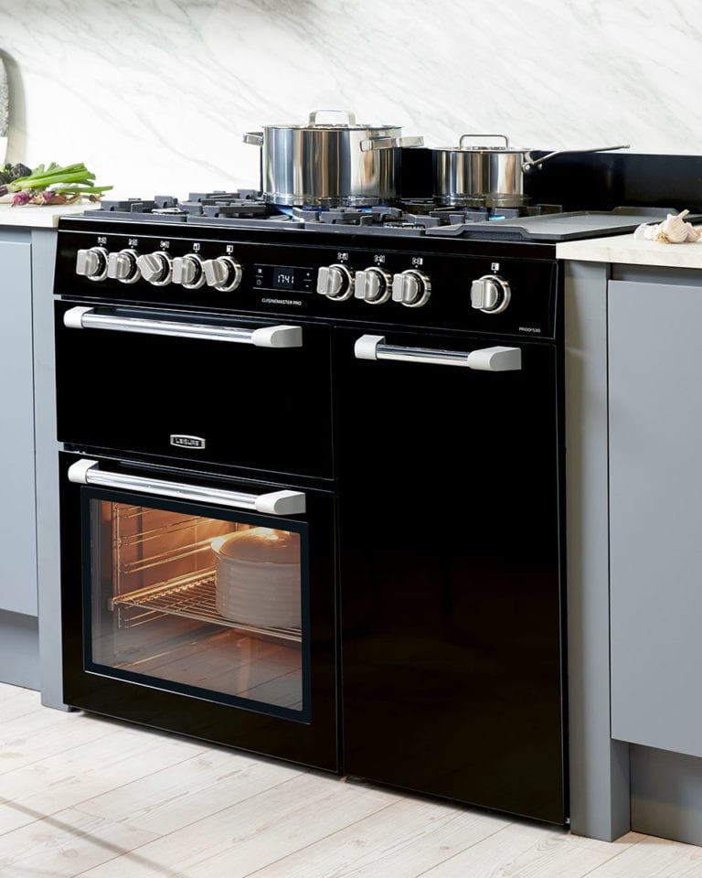 Win a stylish Leisure Cuisinemaster Pro range cooker, worth over £1,000