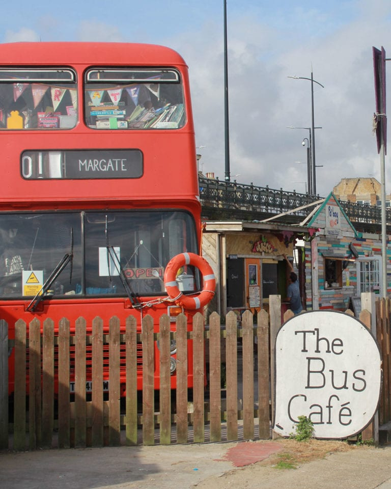 Two days in Margate; where to eat