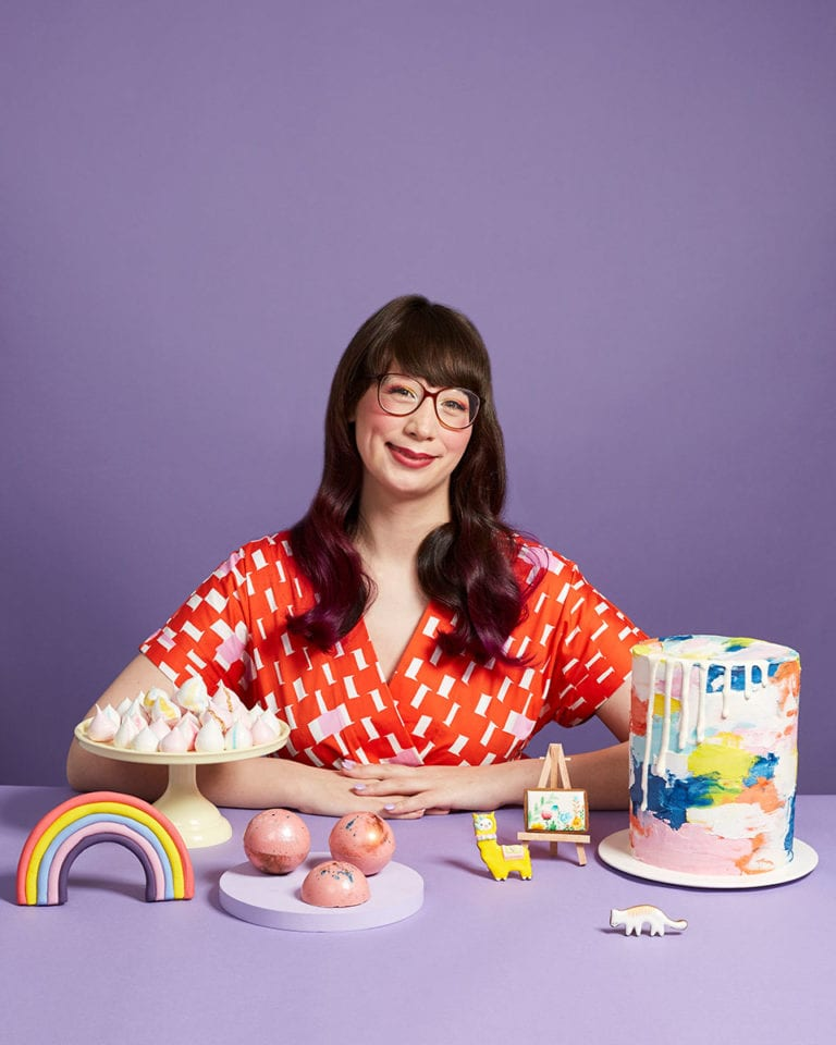GBBO star Kim-Joy on her first book and her magical inner world: listen now