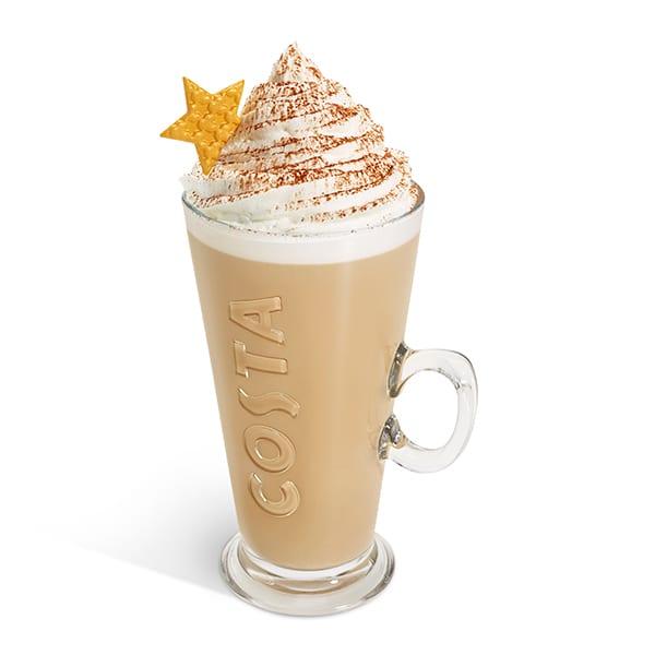 Irish velvet latte