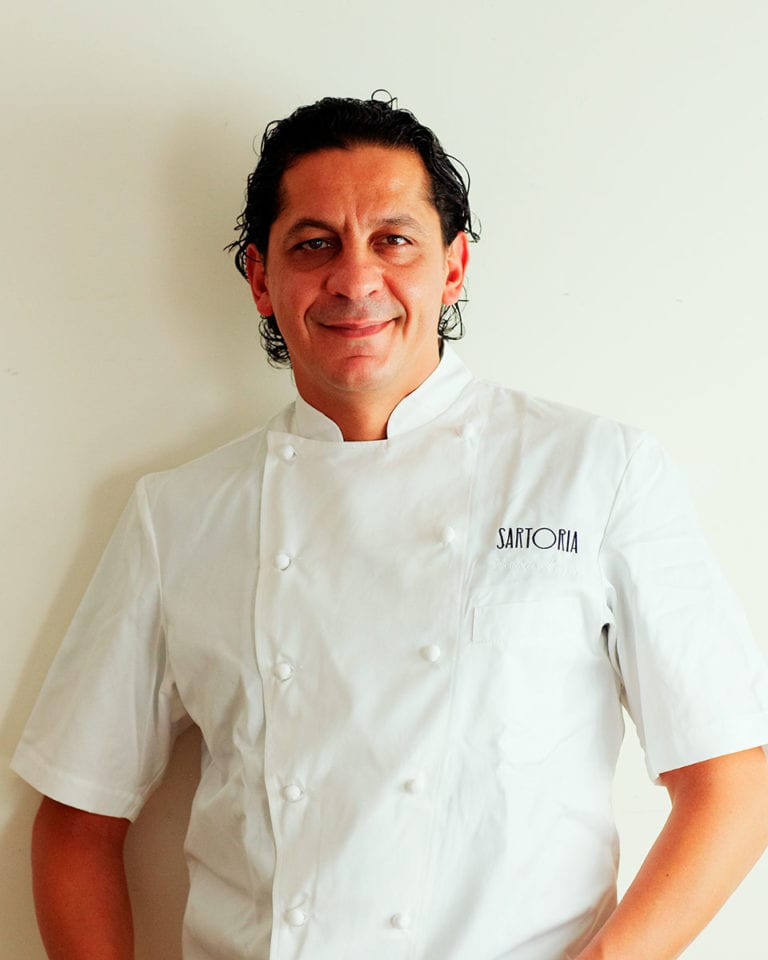 Five minutes with Francesco Mazzei