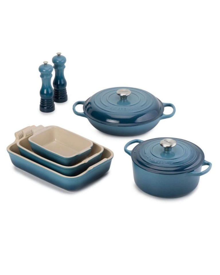 Seven-day giveaway: win a set of Le Creuset cookware