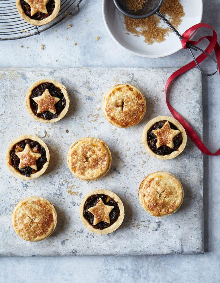 Rich Mince Pies With Homemade Mincemeat Recipe Delicious Magazine