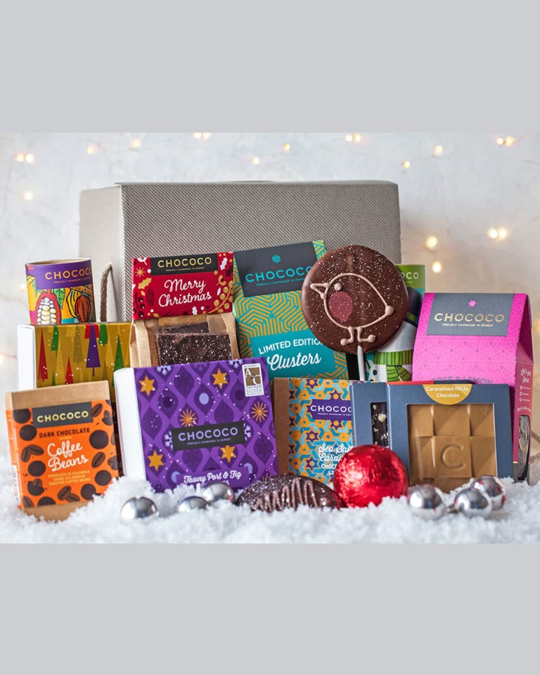 12 hampers of Christmas: WIN a Chococo chocolate hamper