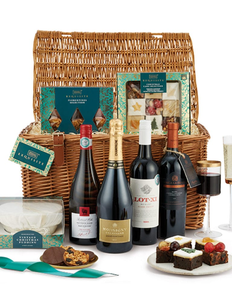 12 hampers of Christmas: WIN a luxury hamper from Aldi