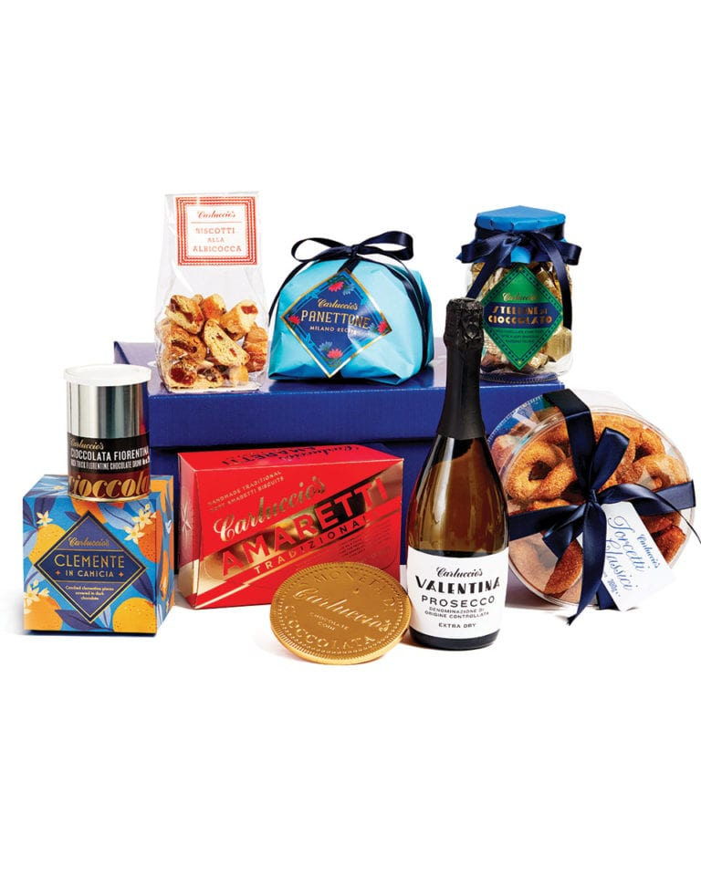 12 hampers of Christmas: WIN a foodie hamper from Carluccio's