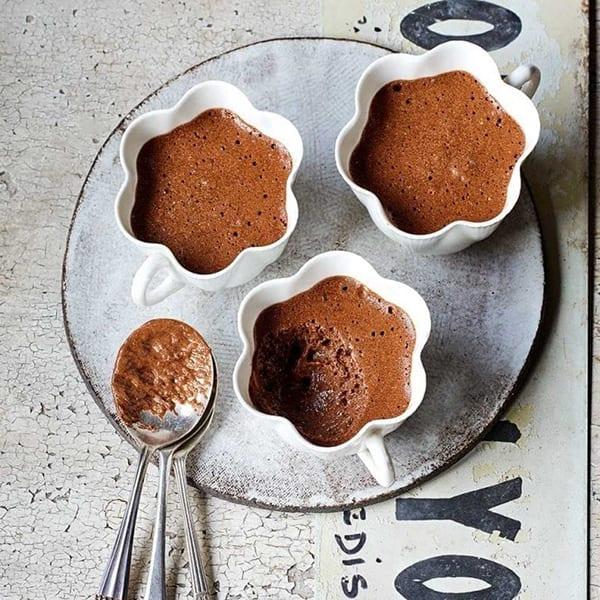 james martin's chocolate mousse