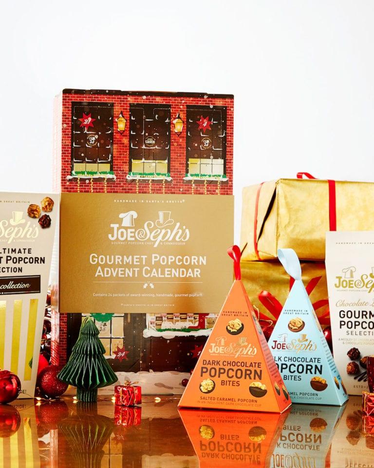 12 hamper of Christmas: WIN a hamper of Joe & Seph's popcorn