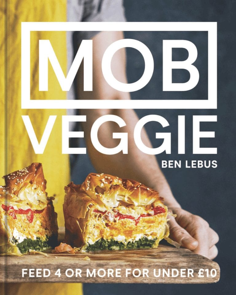 Cookbook review: MOB veggie