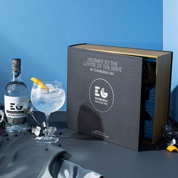 win an Edinburgh Gin hamper