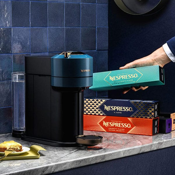 Win a Nespresso machine