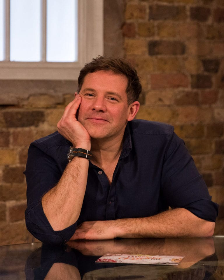 It Wouldn't Be Christmas Without… Matt Tebbutt's locally farmed beef: listen now