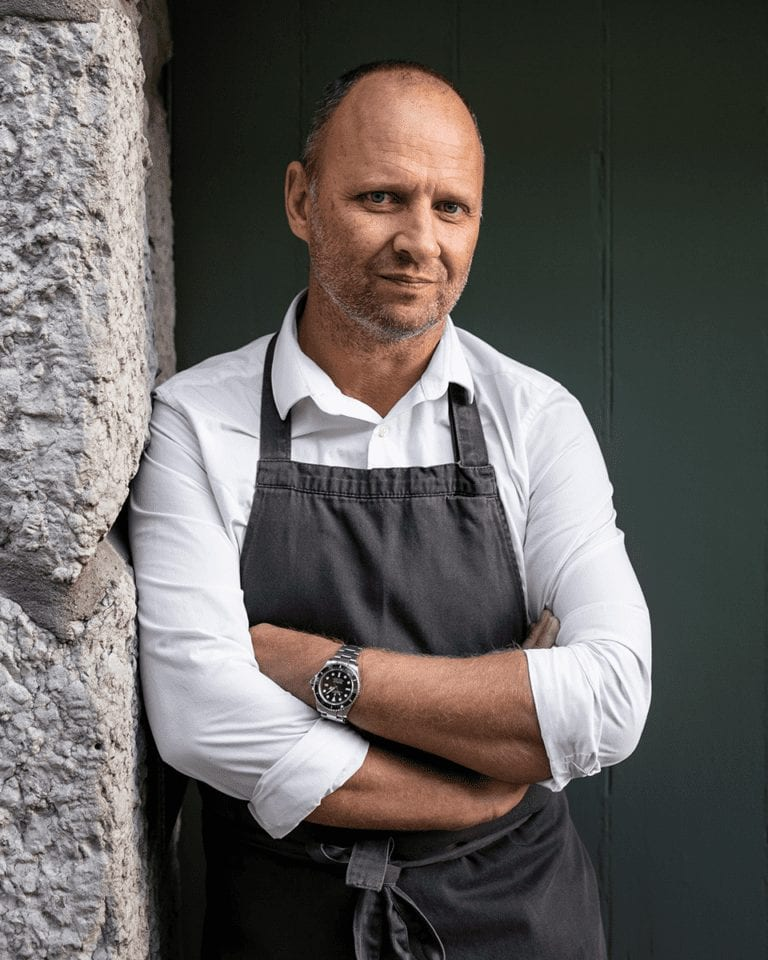 Be a better cook podcast series: Simon Rogan