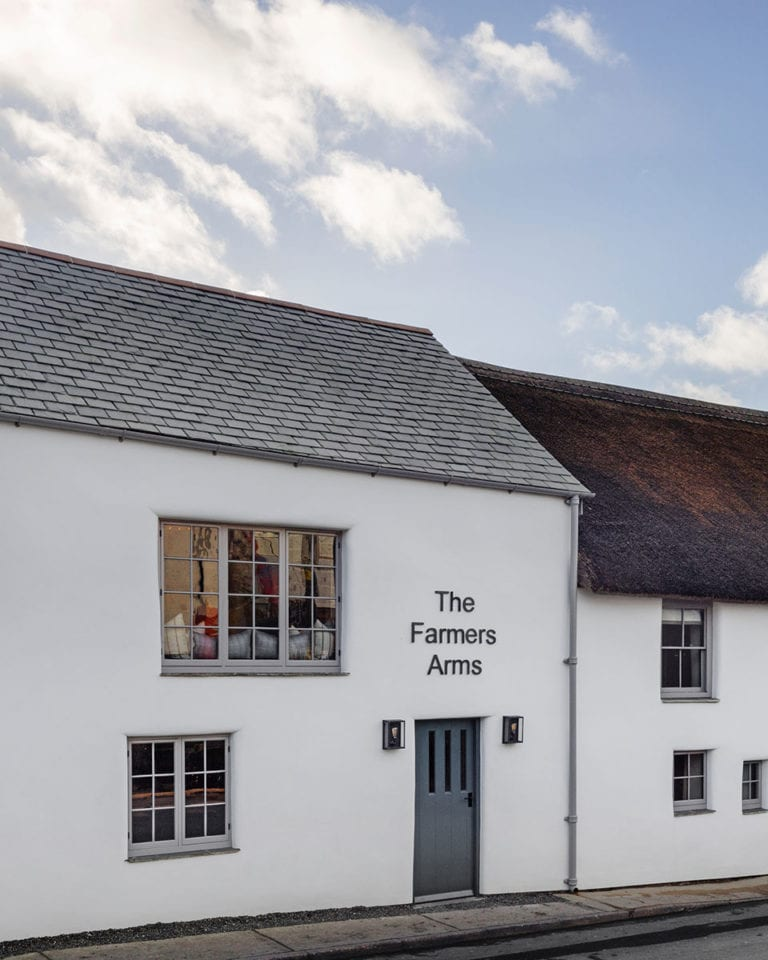 Meet the millionaire couple who are renovating an entire Devon village