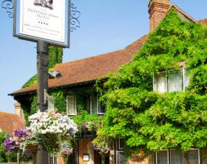 The Montagu Arms Hotel, New Forest, hotel review
