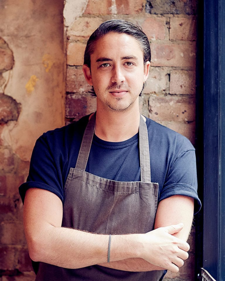 Five minutes with Kricket's head chef, Will Bowlby