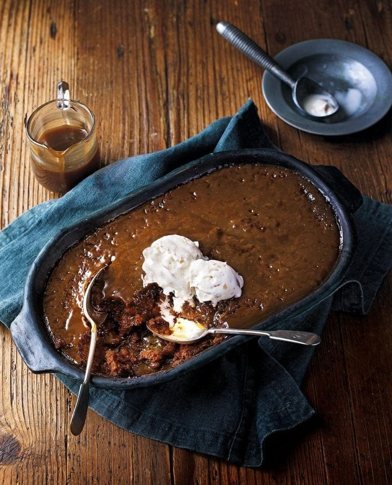 12 best sticky toffee pudding recipes