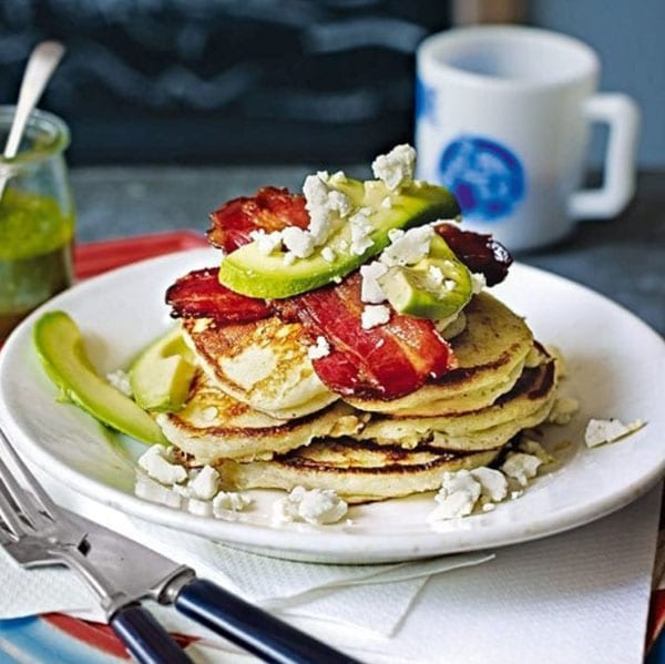 Best pancake recipes: American fluffy pancakes