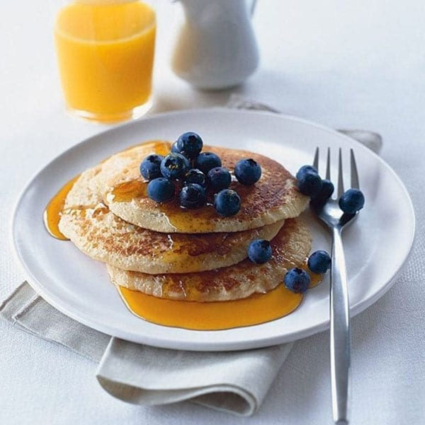 Best pancake recipes: Dairy-free pancakes
