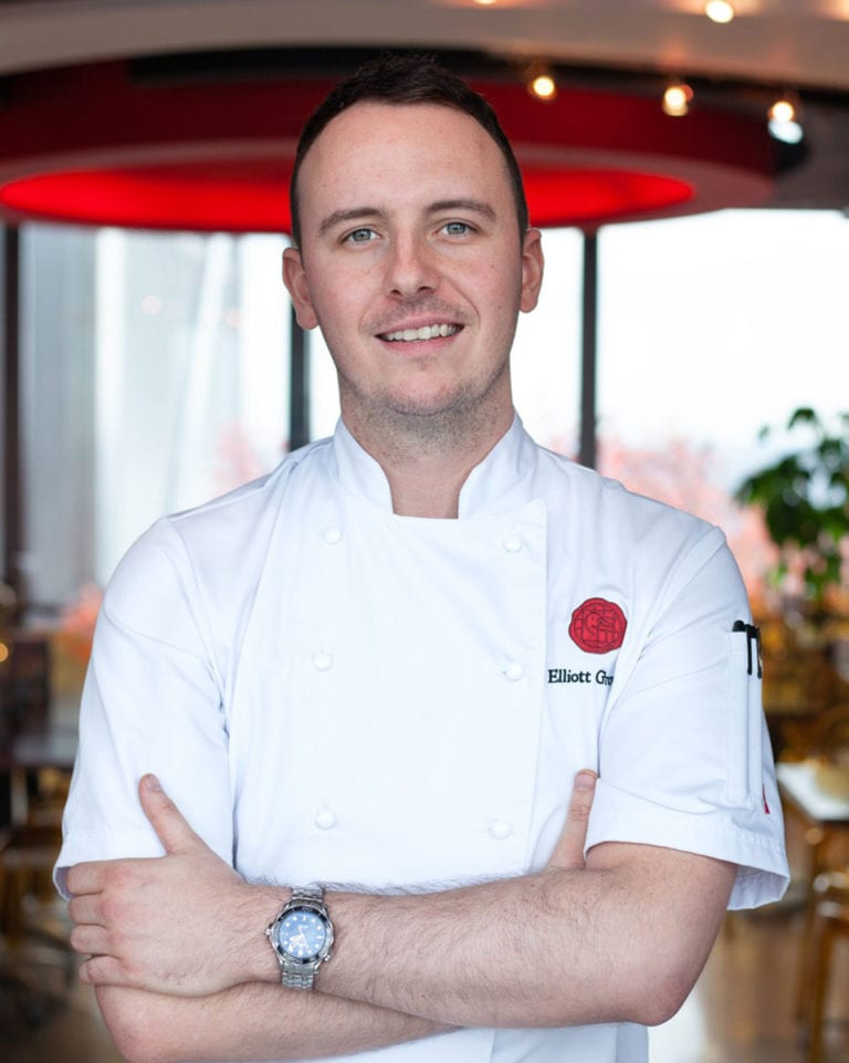 Five Minutes With Elliott Grover, Executive Chef at Duck & Waffle