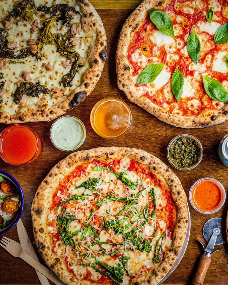The best pizza restaurants in London