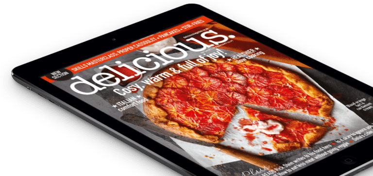Subscribe to delicious. magazine