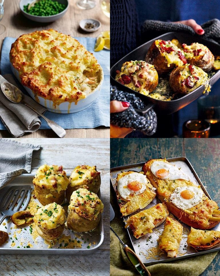 20 cheddar recipes (which are literally drenched in the stuff)