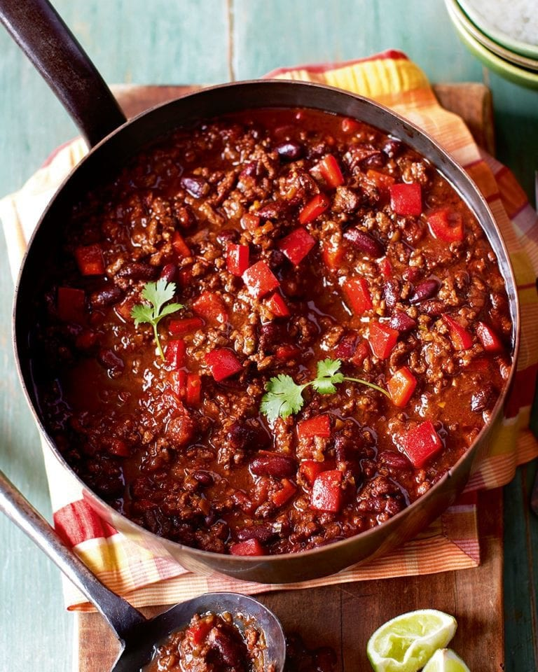 11 best chilli con carne recipes