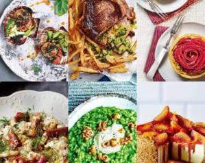 4 three-course menus for February