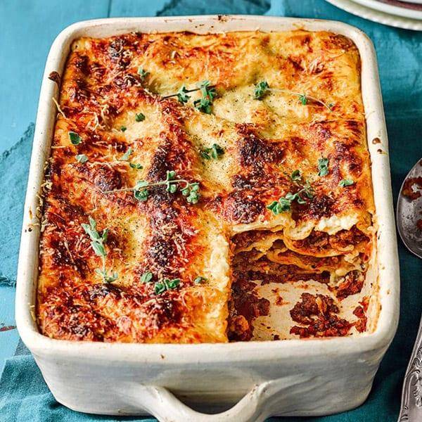 ultimate lasagne