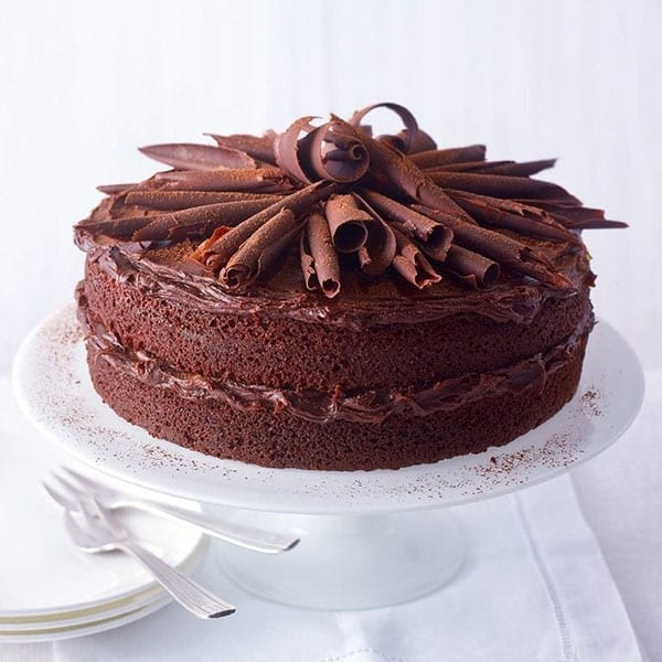 Mary Berry chocolate orange cake