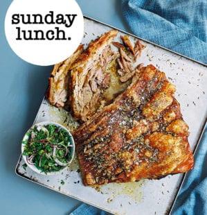 The slow-roast Sunday lunch menu