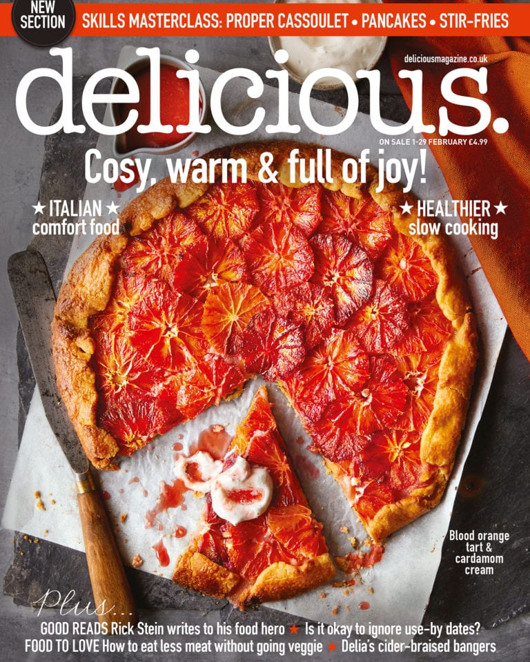 subscribe to delicious. magazine now
