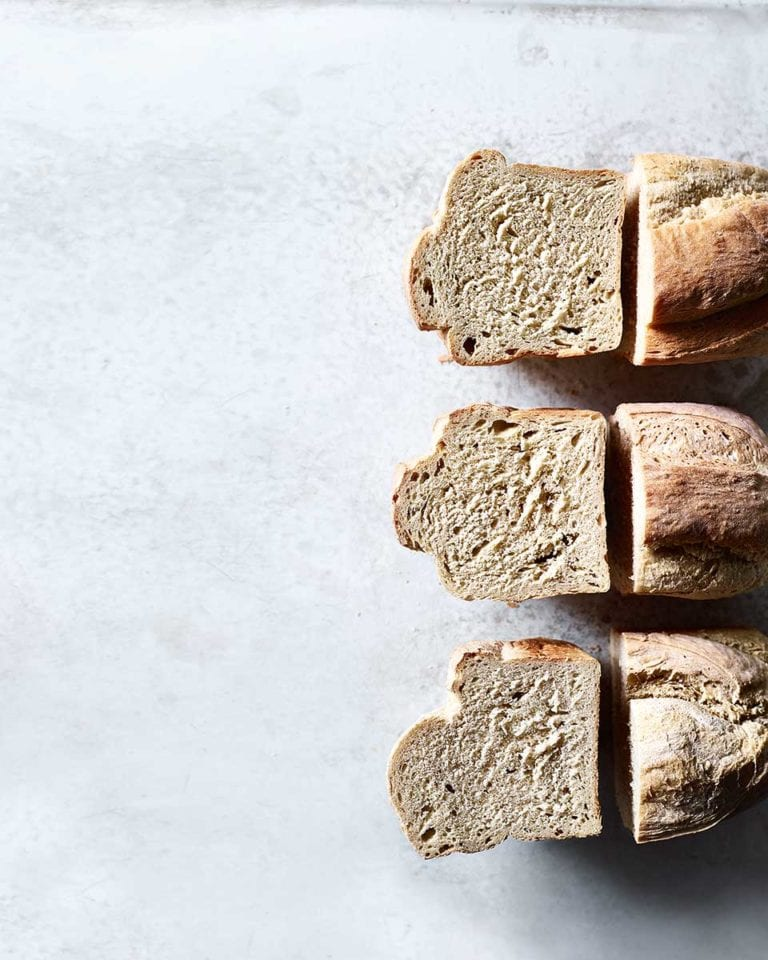 Should you use strong flour or plain flour when making bread? We investigate…