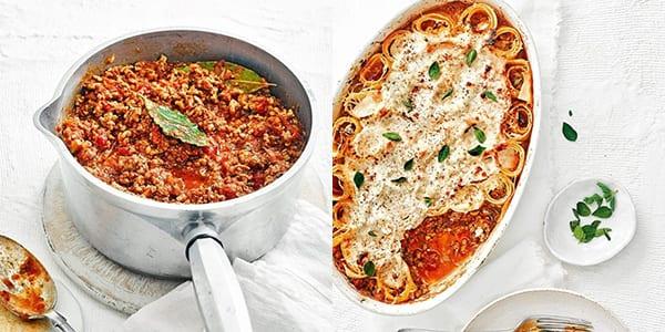 bolognese recipes