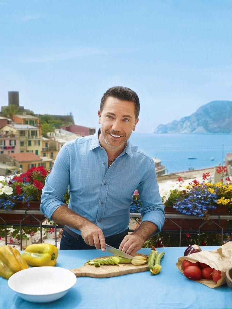 Five minutes with Gino D'Acampo