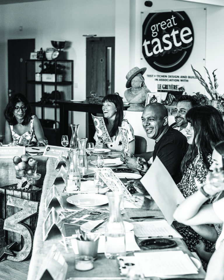 All about …The Great Taste Awards