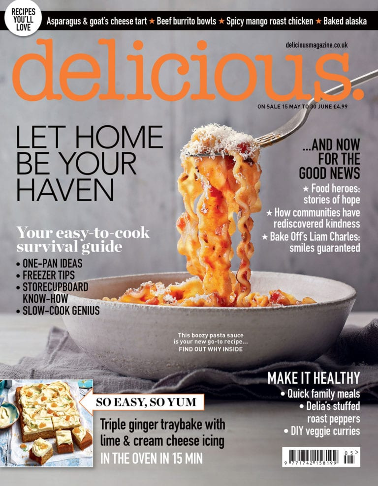 Subscribe to delicious. magazine today.