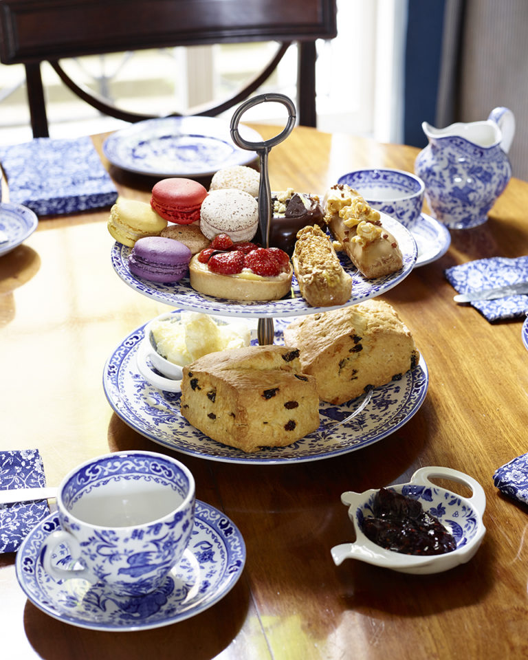 How to recreate the perfect afternoon tea at home