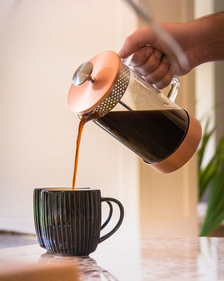 Win one of five coffee bundles, each worth £100