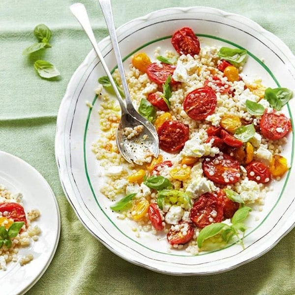 roasted tomato couscous