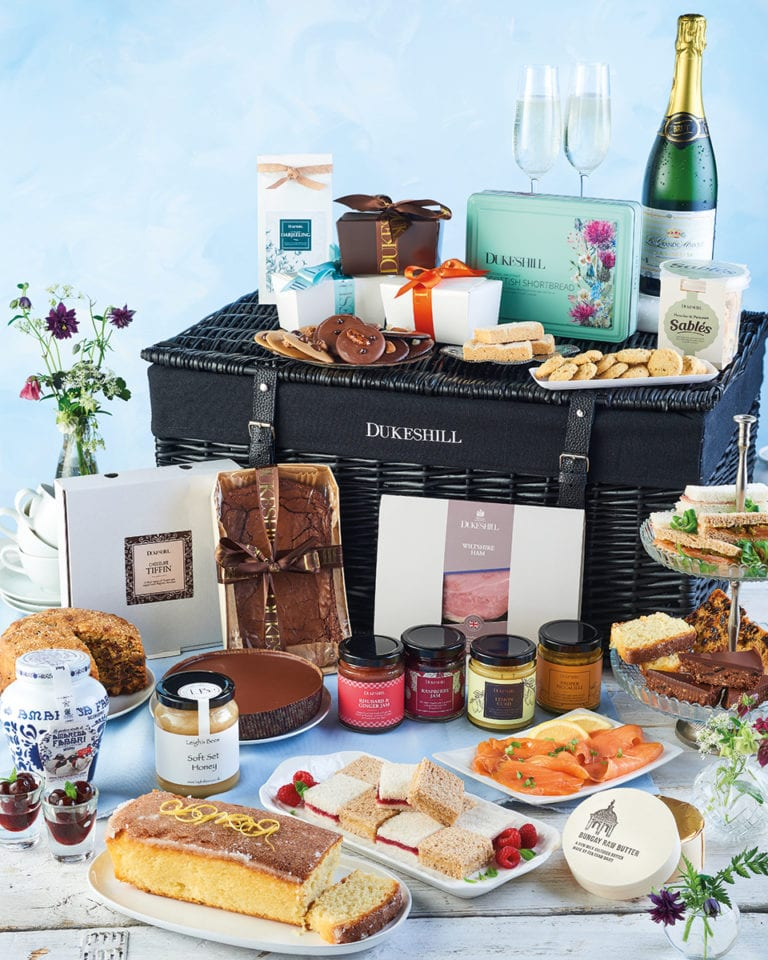 Cook it like delicious: Win an afternoon tea hamper from Dukeshill