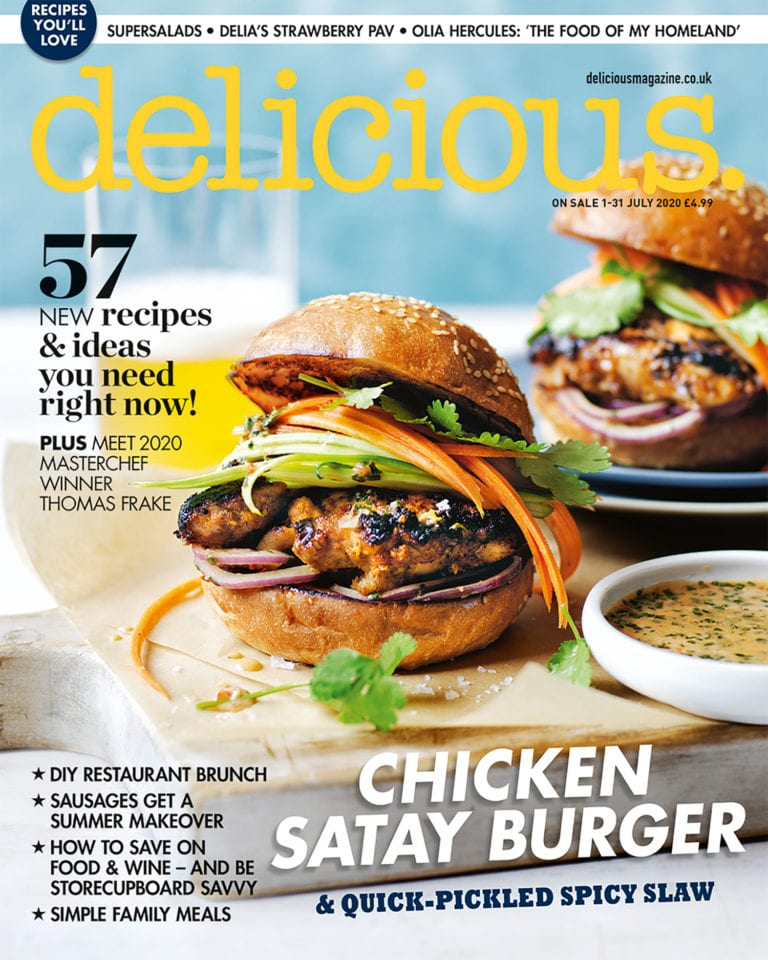 Subscribe to delicious. magazine today
