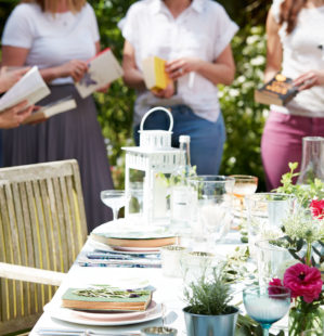 How to host the ultimate garden party
