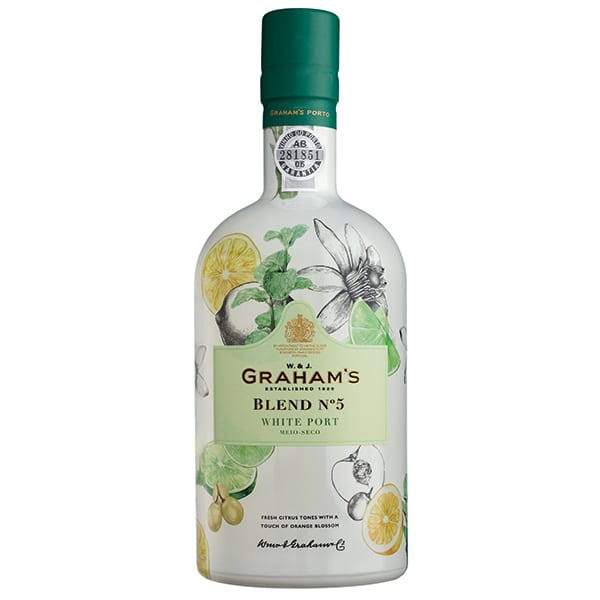 grahams blend port