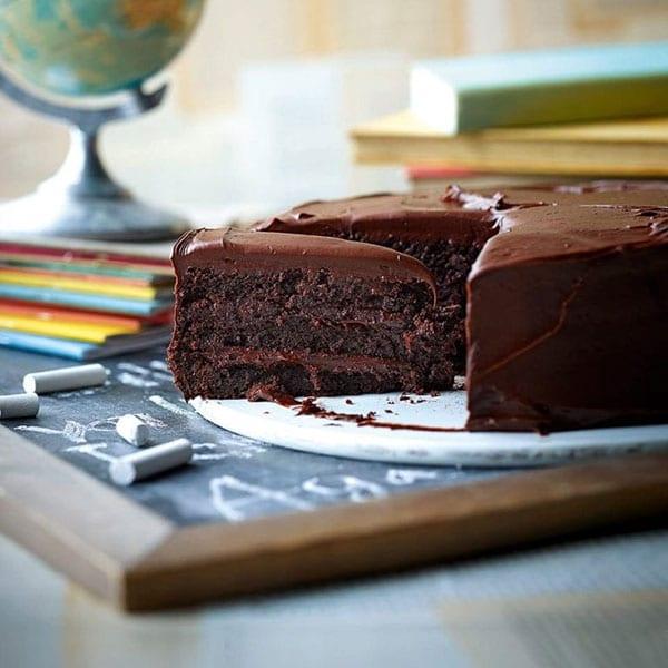 bruce bogtrotter chocolate cake