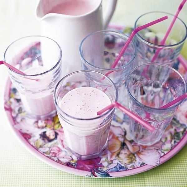 fruity milkshakes