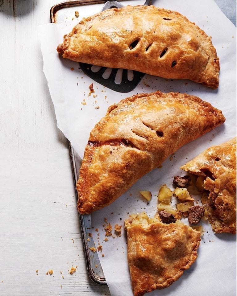 9 pasty recipes to try – because everyone loves a handheld pie