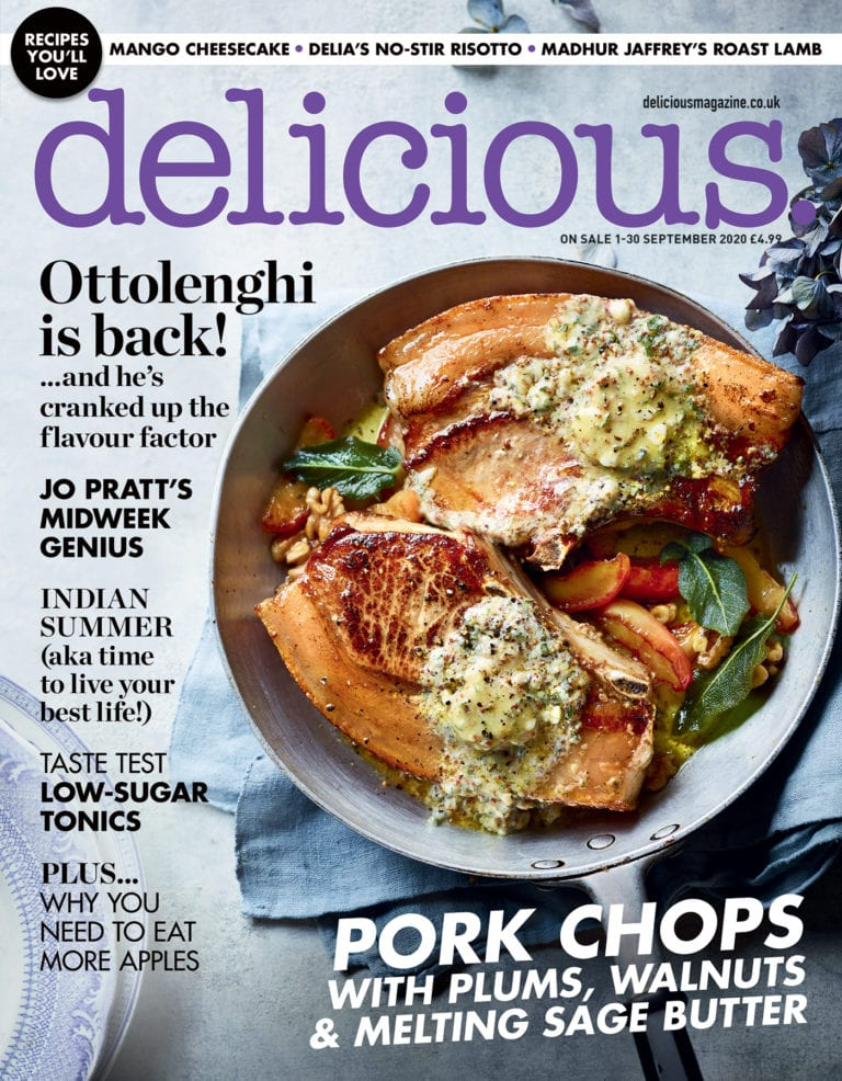Subscribe to delicious magazine today