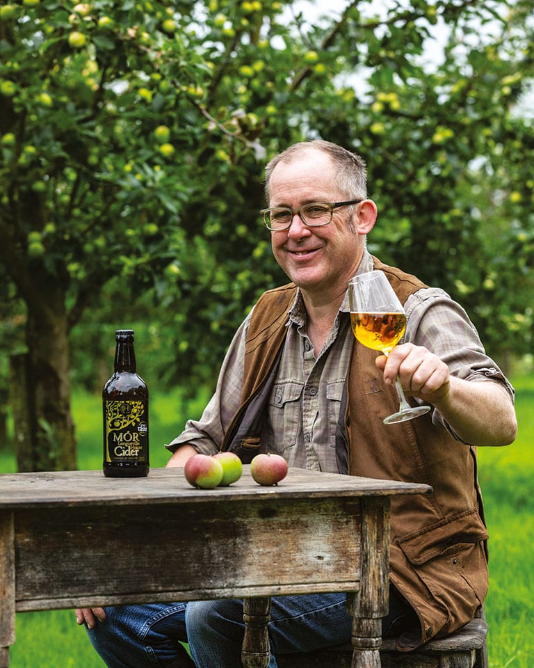 Meet the producers: Mór cider